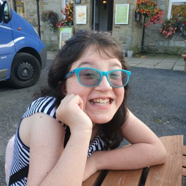 Running and fundraising – go hand in hand for Lucy