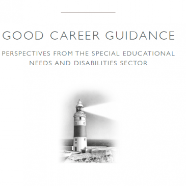 Career guidance for SEND