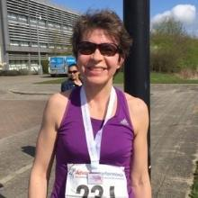 Support Jeanette for the Cambridge Half Marathon